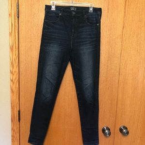 Abercrombie&Fitch-Simone Hi-Rise SuperSkinny30/10R